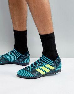 c02a1aa7fbf9 adidas Soccer Nemeziz Tango 17.3 Astro Turf Sneakers In Navy BY2463 - Adidas  Football, Football