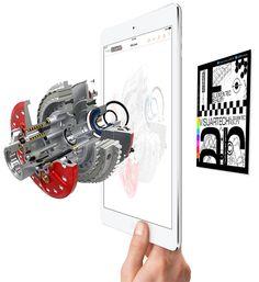 La Industria 4.0 a través de la realidad aumentada y virtual