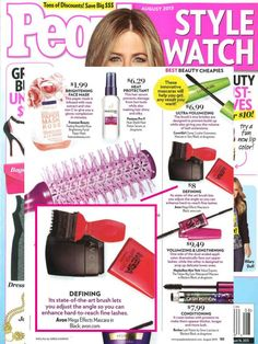 @People magazine says #MegaEffects Mascara is one of the Best Beauty Cheapies in their August 2013 issue