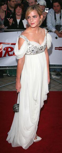 Emma Watson | 2008 | National Movie Awards