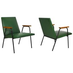 chaises Années 50, Pierre Guariche, Easy chair, ©1rstdibs.com