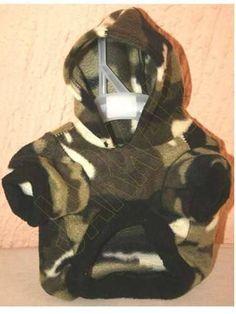 1517600117c70 Sudadera Militar Para Mascotas Talla 0 O 1