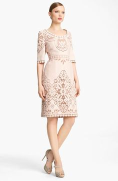 Valentino Point de Flandres Lace Dress