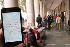 Indien: Toilettensuche per Smartphone-App - SPIEGEL ONLINE - Reise