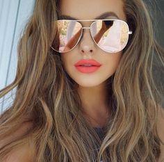 Quay X Desi Perkins High Key Rose Gold Sunglasses in Clothing, Shoes & Accessories, Women's Accessories, Sunglasses & Fashion Eyewear | eBay