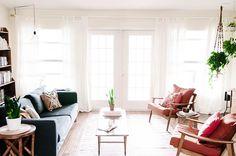 my scandinavian home: A relaxed boho family home in Florida