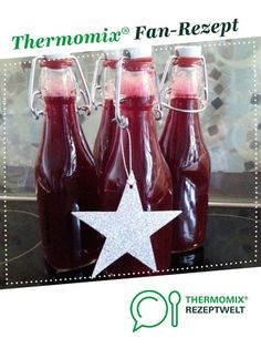 ) von Manuela R. Ein Thermomix ® Reze… Einhorn Pipi (not just for us girls!) By Manuela R. A Thermomix ® recipe from the Drinks category www.de, the Thermomix® Community. Party Drinks, Party Snacks, Cocktail Drinks, Fun Drinks, Alcoholic Drinks, Party Buffet, Schnapps, Bottle Crafts, Hot Sauce Bottles