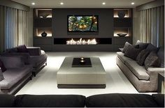 How to Warm Up a Contemporary Room
