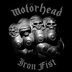 35 years ago today Iron Fist was released and our old Warpig Ring featured on the cover. Link in bio to the ring in bio #thegreatfrog #motorhead