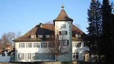 Schloss Au - Hochzeitslocation in Wädenswil Wedding Locations, Switzerland, Medieval, San, Mansions, House Styles, World, Home Decor, Castles