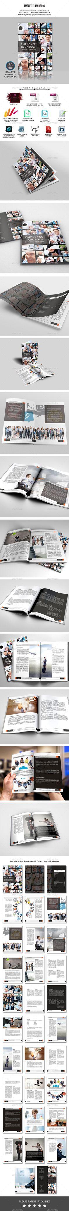 the 9 best employee handbook inspiration images on pinterest