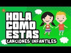 Elementary Spanish, Spanish Class, Teaching Spanish, Youtube Spanish, Greeting Song, Spanish Music, Sensory Play, Kindergarten, Homeschool