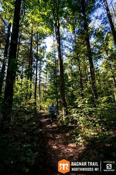 Unleash your sense of adventure at Ragnar Trail Northwoods-WI.