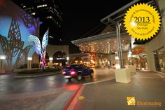 Westin Gaslamp Hotel Exterior Lighting Design