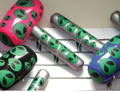 """Inflates :: Alien Mallet Inflate - 22"""" - The Stuff Shop - Wholesale Redemption Toys, Candy & Party Goods"""