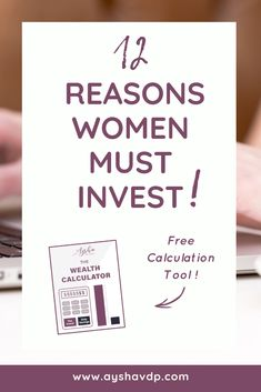 Women are at a higher risk of facing financial difficulties, especially later in life. Investing is how women can achieve financial security in the long run Best Investment Apps, Investment Companies, Investment Property, Investing For Retirement, Retirement Planning, Investing In Stocks, Investing Money, Wealth Management, Money Management