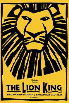 Fondo de Pantalla de musical El rey león para iPhone
