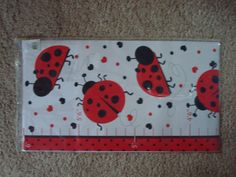 Ladybug Baby Shower Gift; Ladybug Growth Chart; Gifts for new mom to be; Baby Shower Gifts; Little Lady Theme Baby Shower; Lady Bug Decor by SimplyCreatedForYou6 on Etsy