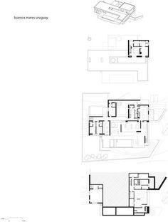 Richter Dahl Rocha & Associés architectes — Casa José Ignacio