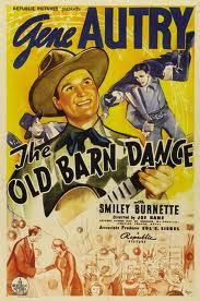 Barn dances, local dance halls were a common place thing on Saturday evenings, back in the good ole days.  All over the rural American midwest, in the first half of the 20th century, the local bands, and town/country folk would socialize after a long week's toil, enjoying dancing and potluck suppers.