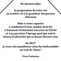 Pasteur Yvan Castanou.