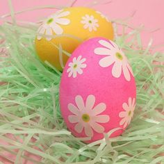 Cute Easter egg ideas
