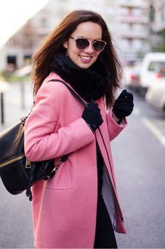 Qué look ponerte en invierno para el día a día - Marta Barcelona Style