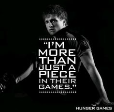The Hunger Games | Peeta Mellark