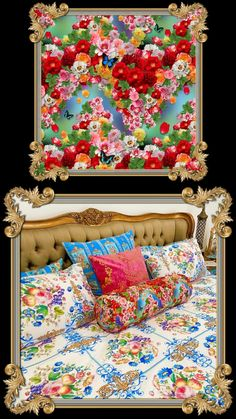 Floral Interior Design & Decor