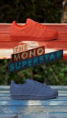 adidas Originals Superstar Mono Suede