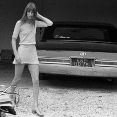 """Jane Birkin On Set Of """"La Piscine"""" Directed By Jacques Deray In Saint Tropez, France In August, photo by Jean-Pierre Bonnotte. 60s And 70s Fashion, Vintage Fashion, Gainsbourg Birkin, Serge Gainsbourg, Jane Birkin Style, Francoise Hardy, Iconic Women, Mode Style, Style Icons"""