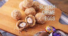 Scotch Creme Eggs - ILoveCooking