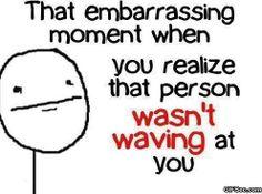 Embarrassing Moment