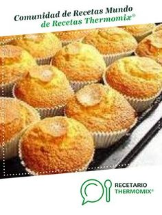 Muffins, Food And Drink, Breakfast, Recipes, Cake Pops, Albondigas, Flan, Queso, Cupcakes