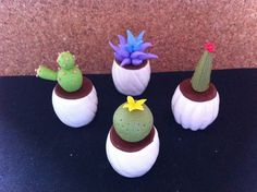 Mini Cactus - by m3osachi on madeit