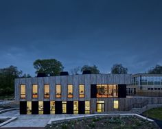 Feilden Fowles wins AIA UK Young Architect of the Year Award 2015 © Henrietta Williams