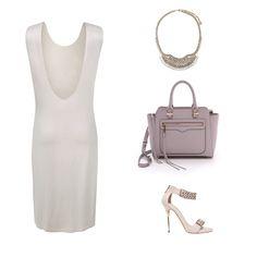 #Olgapassia #sukienka #bialy