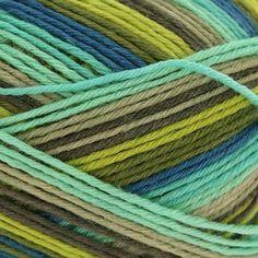 Regia Stripemania Color 6-Ply Yarn at WEBS | Yarn.com