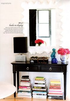 Design Maze -console table