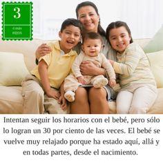 Cómo reconocer a una mamá primeriza | Blog de BabyCenter
