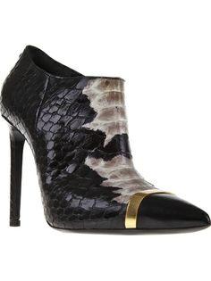 SAINT LAURENT 'Paris' Ankle Boots