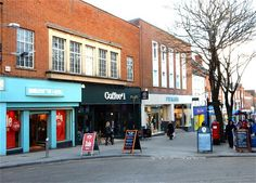 Yeovil Primark 2015 Primark, Maine, Buildings, Street View, London