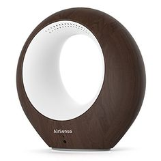 AirSense Smart Air Quality Monitor & Ion Purifier, Two-wa...