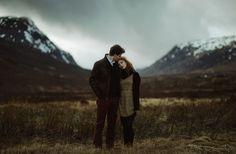 Ciera & Johannes // Glencoe Wedding Photography » The Kitcheners // Fine Art Wedding Photographer | UK | Europe | Worldwide
