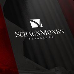 Shaun Monks Advogados - Identidade Visual, Marca, Logo