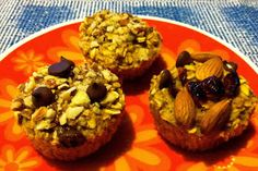 Husband Tested Recipes From Alice's Kitchen: Baked Oatmeal To Go Muffins