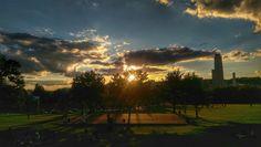 Schenley Park Sunset