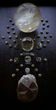 Quartz, Rhyolite, and Staurolite
