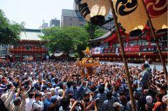 神田祭り Kanda Festival, Tokyo Japan