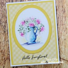 Watercolor Round-Up Spring Feelings